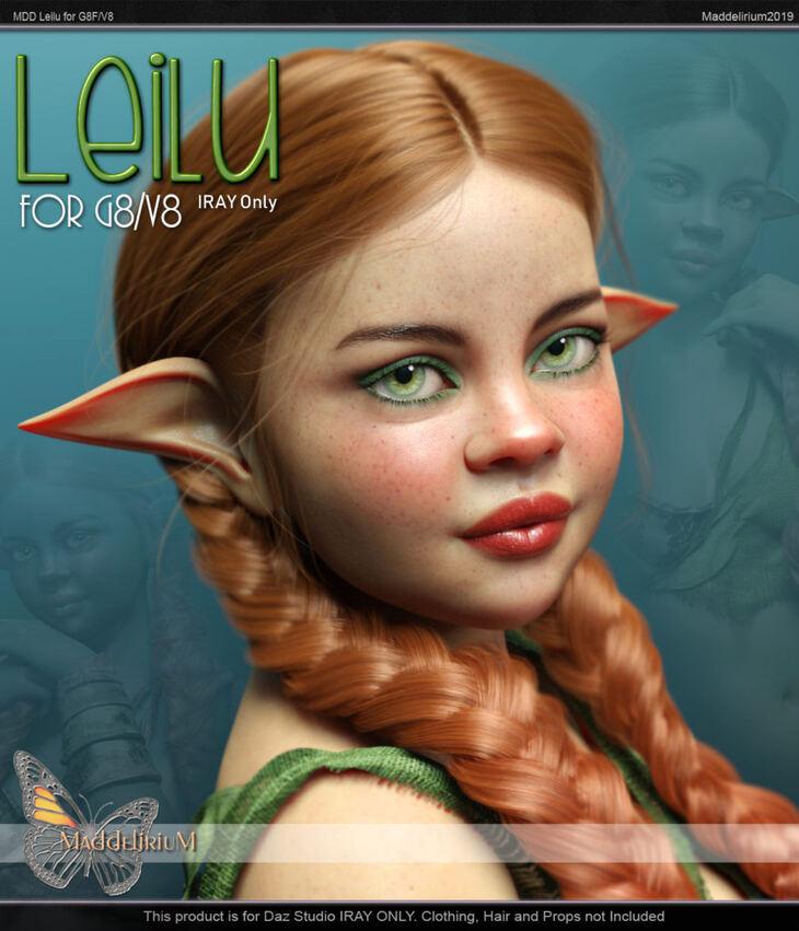 MDD Leilu for G8/V8 IRAY ONLY