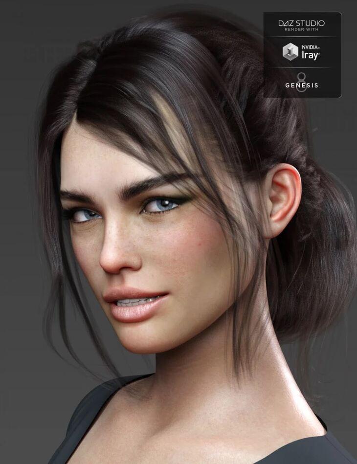 Macarena HD for Genesis 8 Female