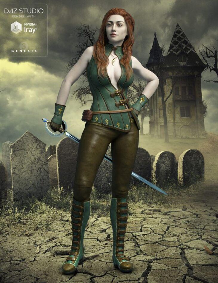 Magna Flux for Genesis 3 Female(s)