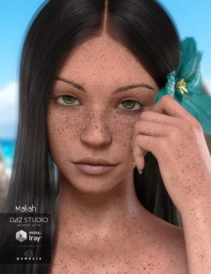 Maliah for Genesis 3 Female