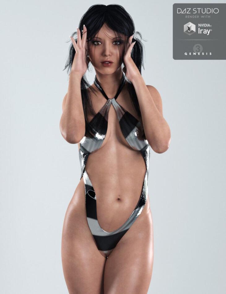 Melisa for Genesis 3 Female(s)