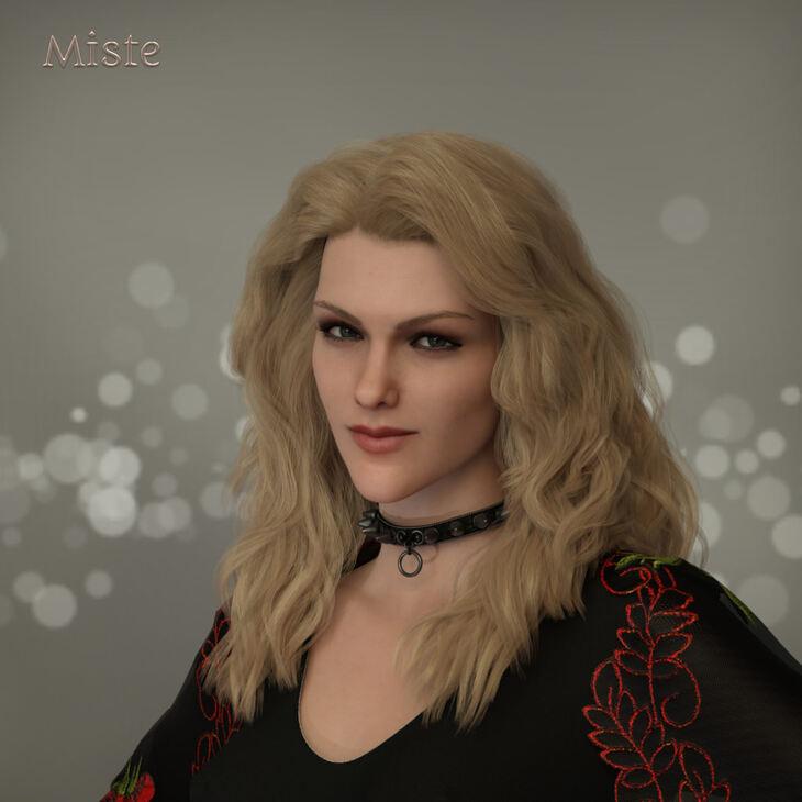 Miste for Genesis 8 Female
