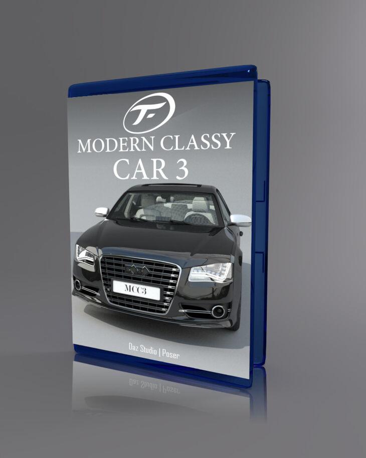 Modern Classy Car 3