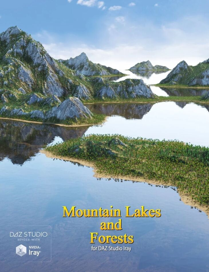Mountain Lakes and Forests