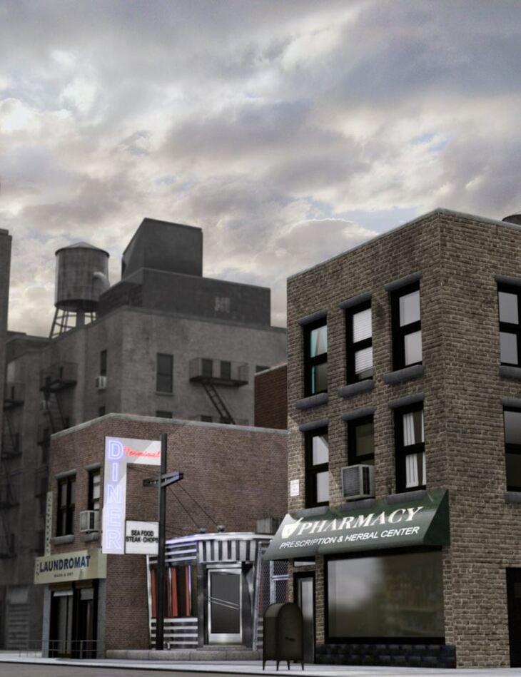 New York City Storefront