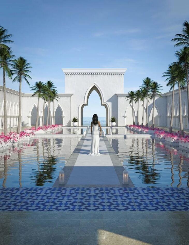 Oasis Temple