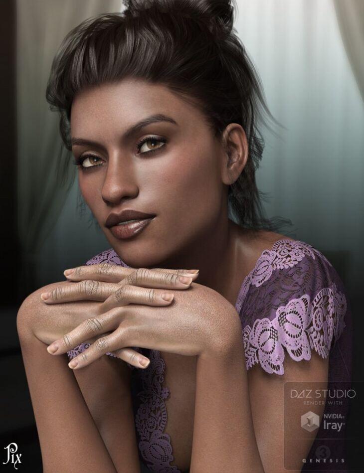 Pix Izarra for Genesis 3 Female