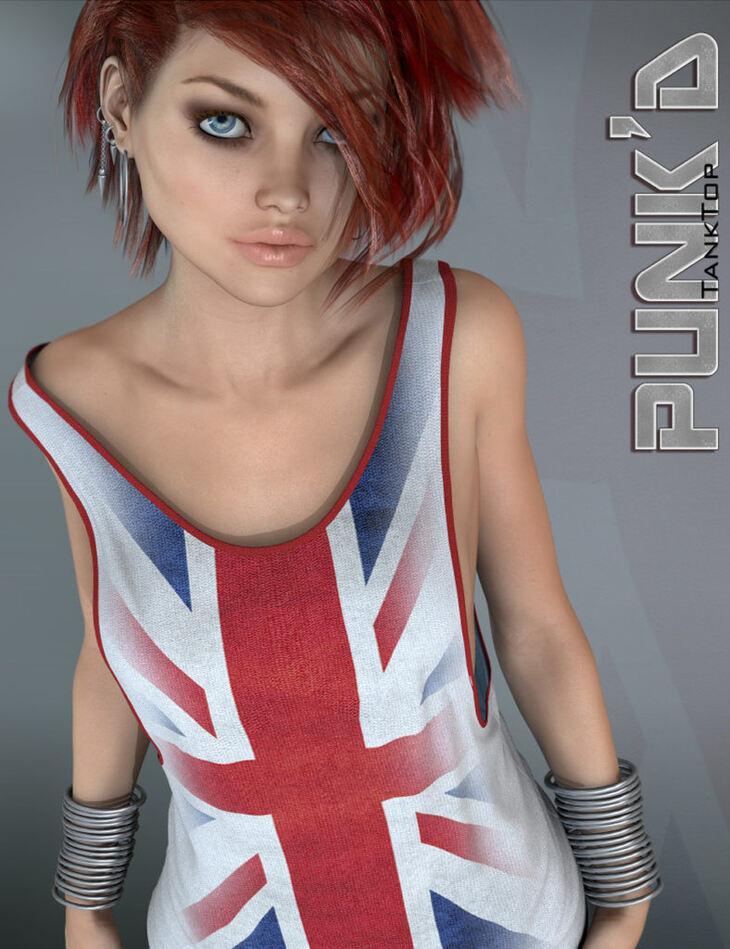 Punk'd - TankTop V7