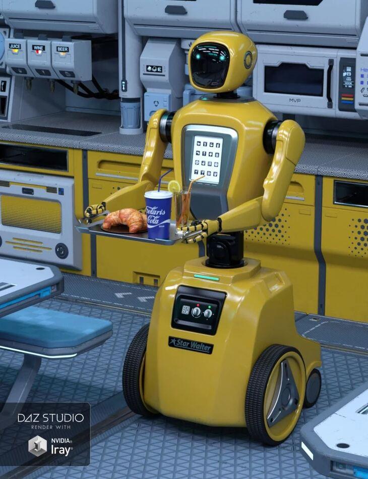 Robot Starwaiter