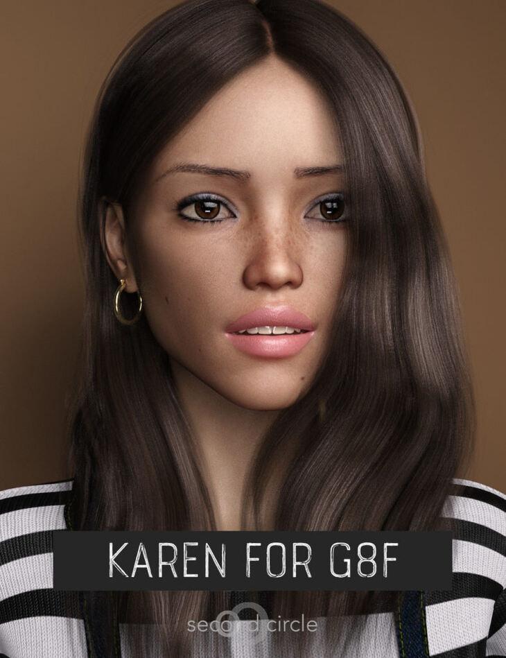 SC Karen for G8F