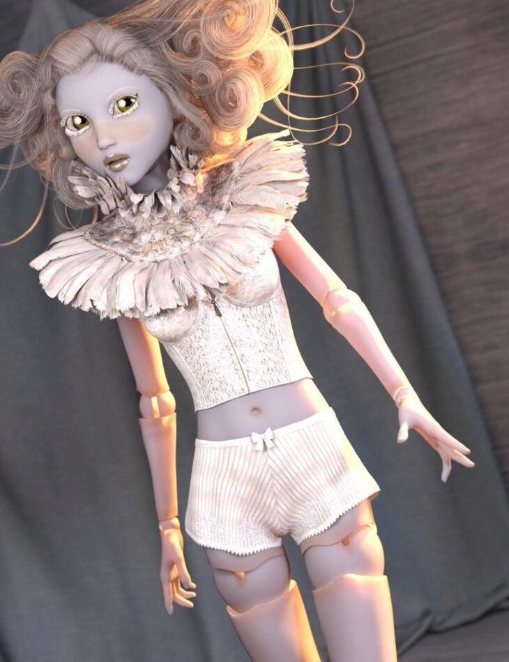 SF Ball Joint Doll Genesis 3 Female(s)