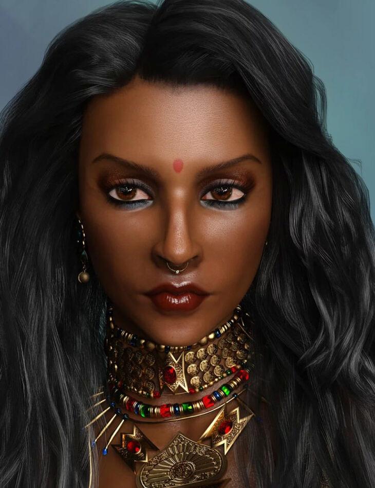 Sahana for Genesis 8 Female