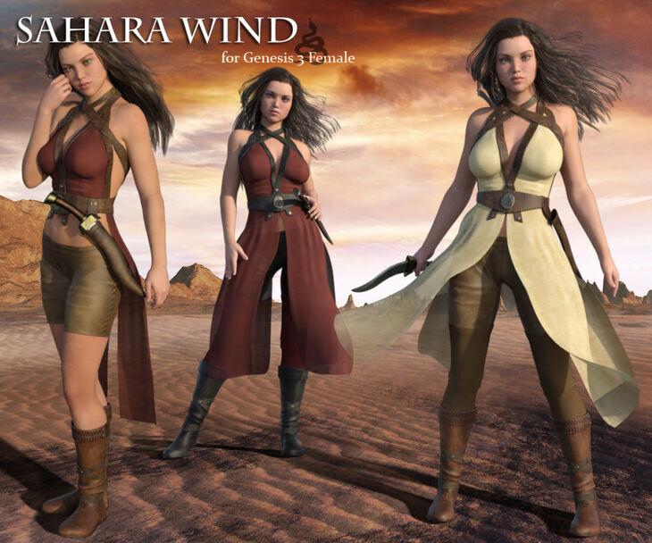 Sahara Wind for G3F