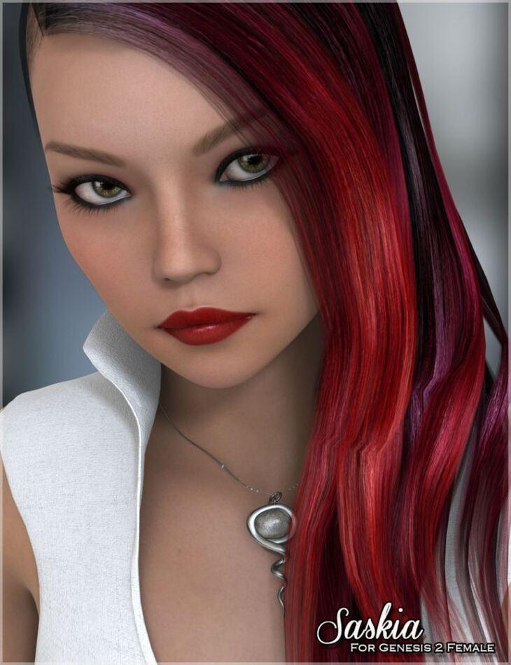 Saskia for Genesis 2 Female(s)