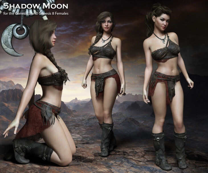 Shadow Moon for the G3 and G8 Females