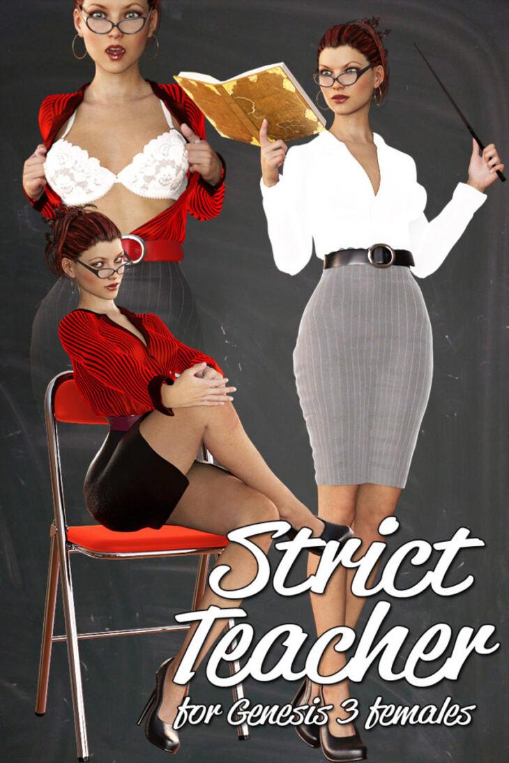 Strict Teacher for G3 Females