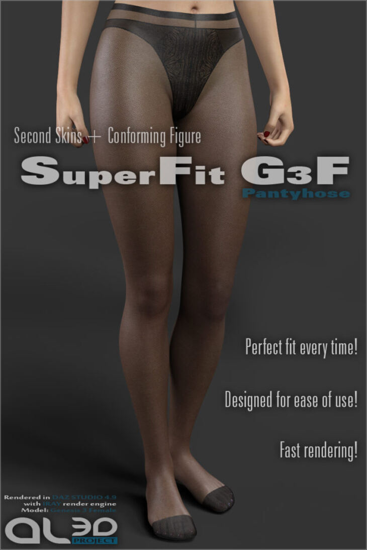 SuperFit G3F Pantyhose