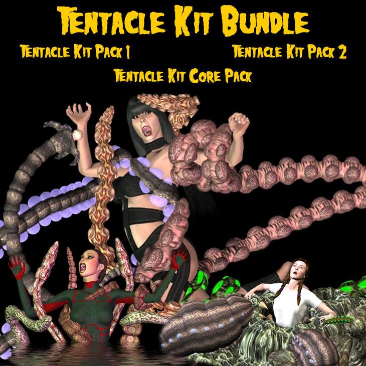 Tentacle Kit Bundle