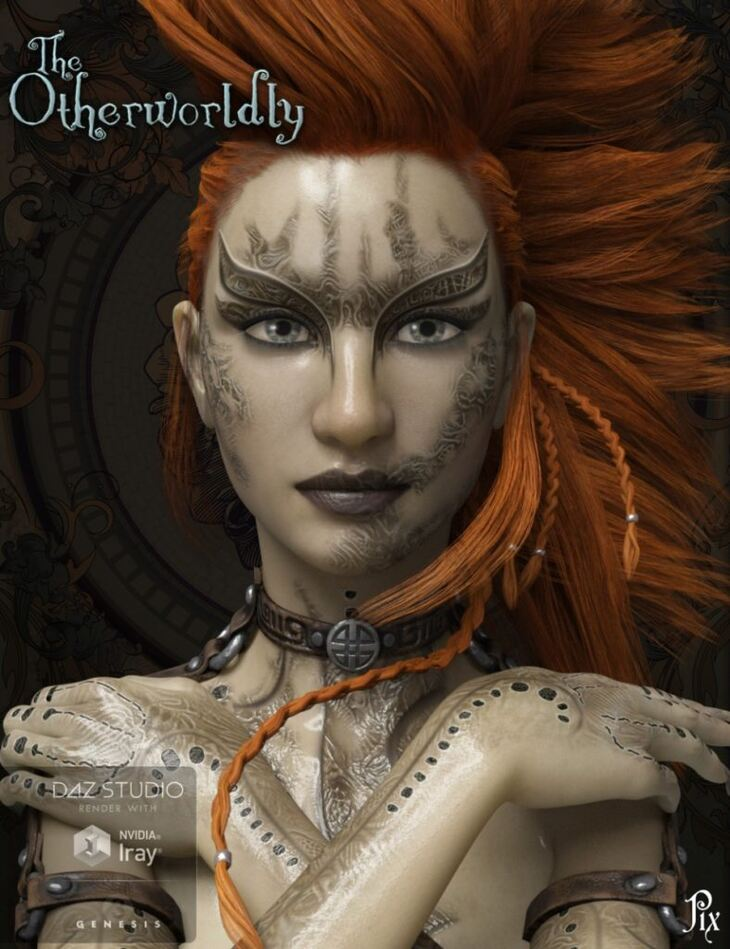 The Otherworldly for Genesis 3 Female