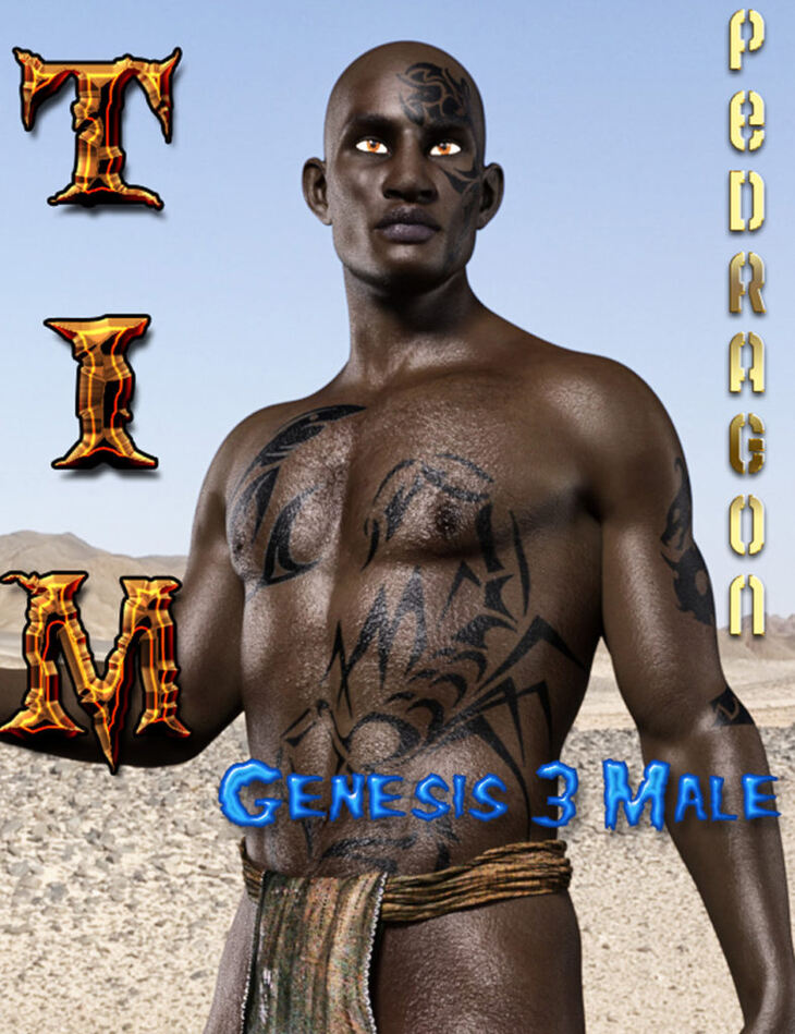Tim For Genesis 3 Male