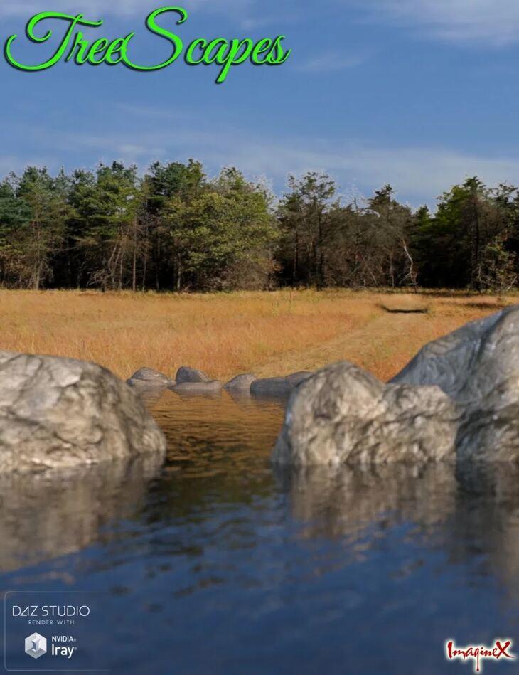 TreeScapes Backdrops