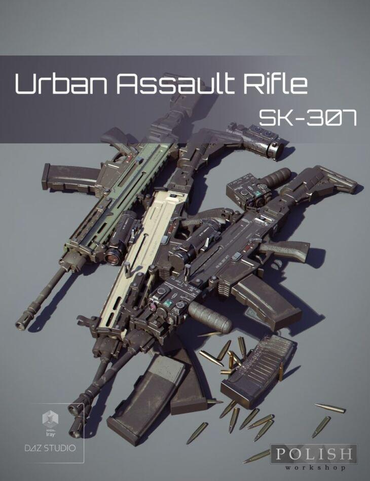 Urban Assault Rifle SK-307