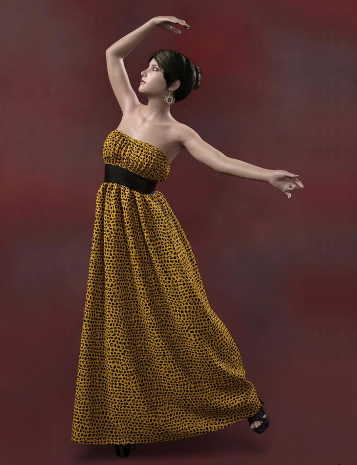 dForce - Fabulous Dress for G8F