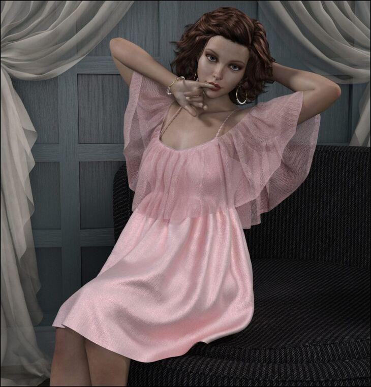 dForce - Gypsy Dress for G8F