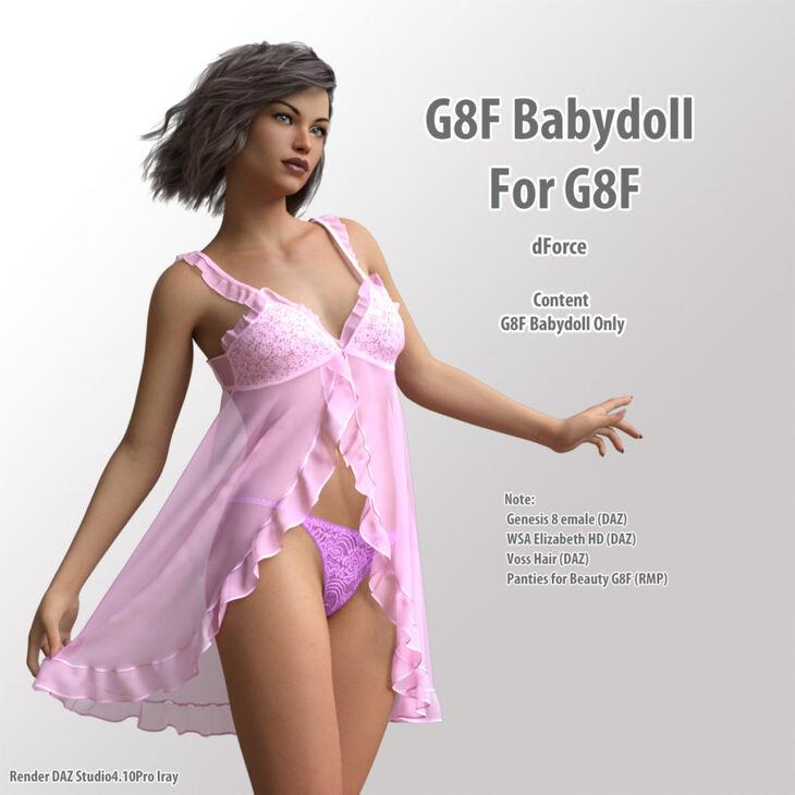 dForce Babydoll for G8F