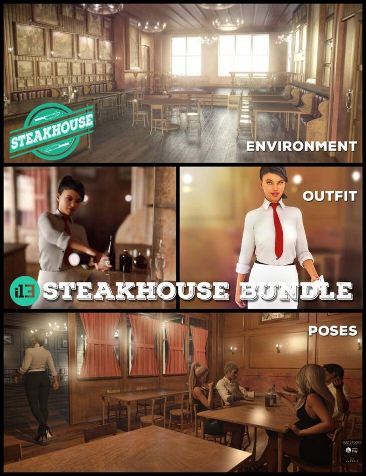 i13 Steakhouse Bundle