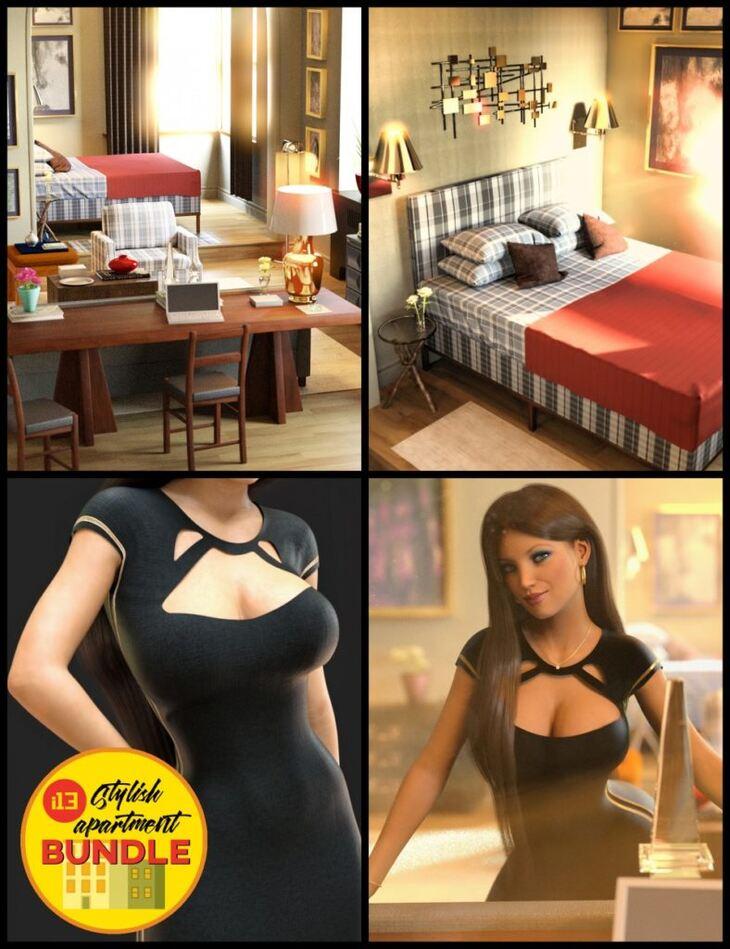 i13 Stylish Apartment Bundle