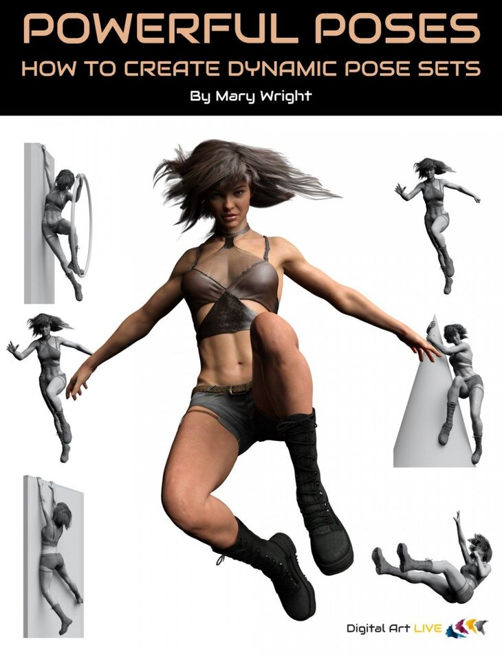 Powerful Poses How To Create Dynamic Pose Sets Render State